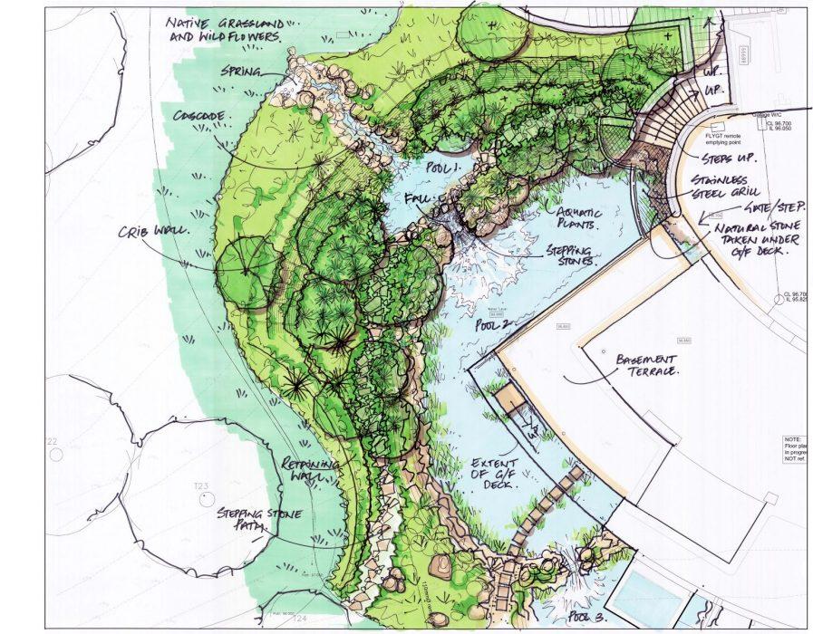 Maison de la Falaise - pool plan_1538x1200