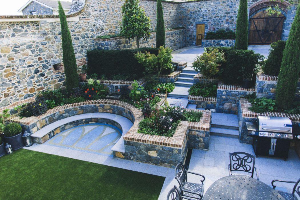 13 cosy artistic welch landscape design